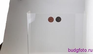 Схема съемки монет
