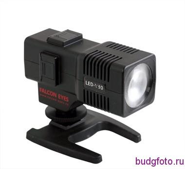Светодиодный накамерный фонарь LED-V80 фирмы FALKON EYES