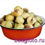 """Предметная фотография """"Миска с яблоками"""""""