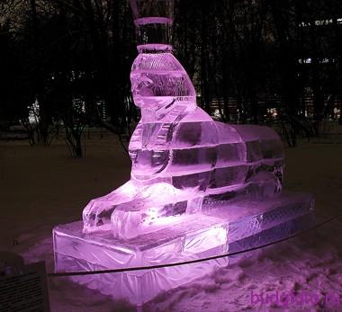 Ледяной сфинкс