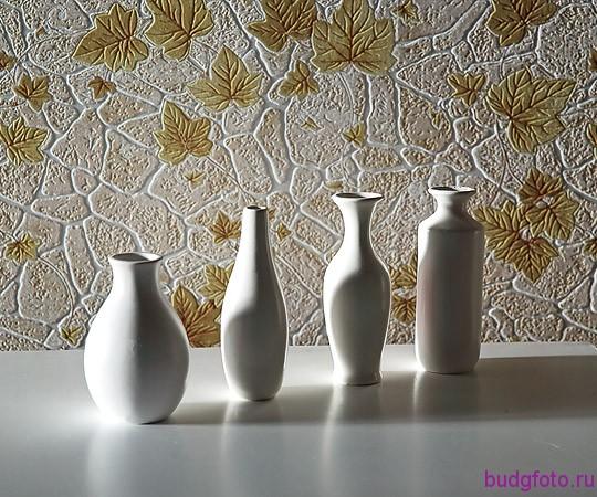натюрморт вазы