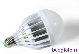 современная светодиодная лампа для фотостудии