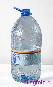 Пластиковая емкость для питьевой воды