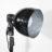 Самодельный рефлектор для светодиодной лампы.