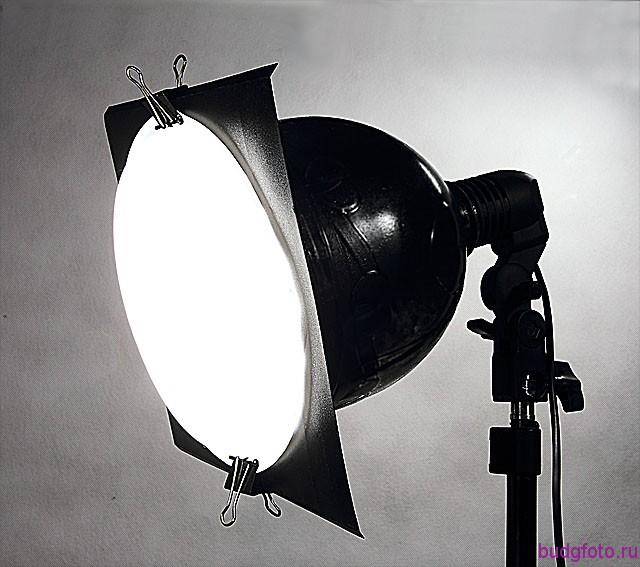 Молочный светофильтр.