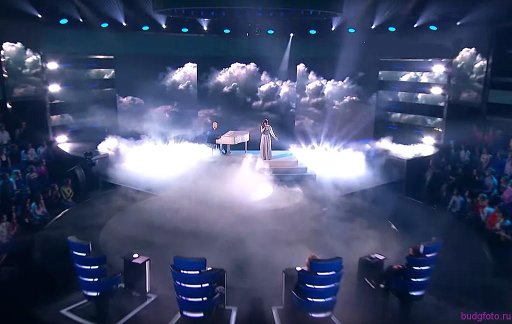 Диана Анкудинова и Игорь Крутой в передаче «Ты Супер»